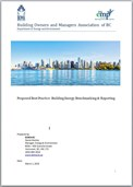 BP - Building Energy Benchmarking & Reporting